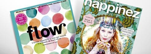 Les magazines de bien-être ont le vent en poupe