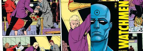 La case BD: Watchmen ou l'art de la symétrie