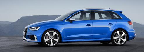 Audi RS3 Sportback, dans la surenchère