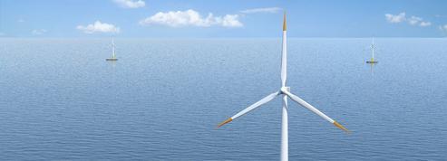Ideol fait flotter les éoliennes en mer