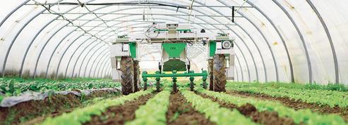 Les robots facilitent la vie des agriculteurs