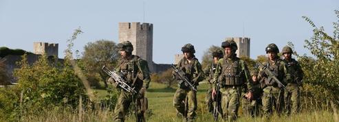 La Suède rétablit le service militaire obligatoire