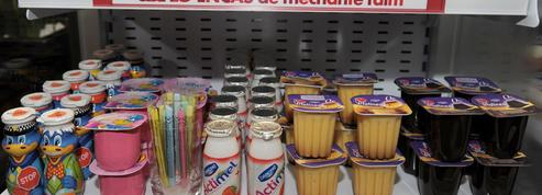 Les yaourts aux fruits Danonino de Danone ne contiendraient... aucun fruit