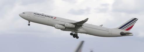 Grèves en cascade dans l'aérien, jusqu'à un tiers des vols annulés la semaine prochaine
