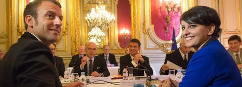 Éducation : quand Vallaud-Belkacem se paie Macron