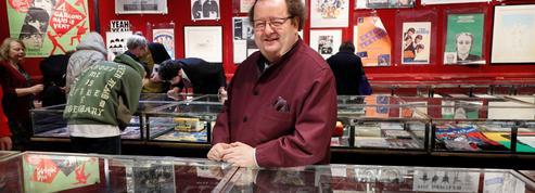 Vente de la collection Beatles de Jacques Volcouve