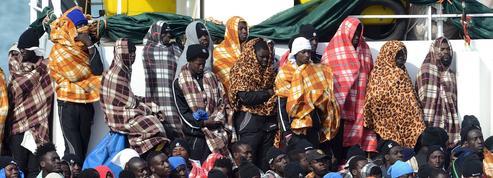 L'Union européenne aide Tripoli à bloquer les migrants