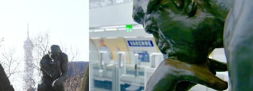 Rodin, célébré à Paris comme une superstar
