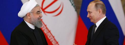 Poutine et Rohani se penchent sur le sort de la Syrie
