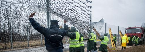 La Hongrie place ses migrants en détention