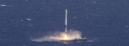 Le Falcon 9 de SpaceX n'est pas la première fusée réutilisable