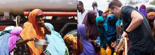 Somalie : Jérôme Jarre a livré 60 tonnes de nourriture grâce aux internautes