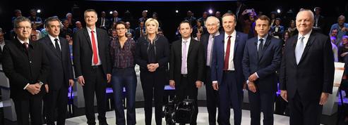 Présidentielle : ce qu'il faut retenir du débat entre les 11 candidats