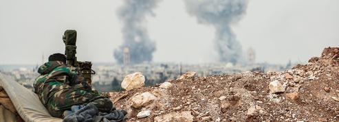 La Syrie, un échiquier complexe de forces militaires