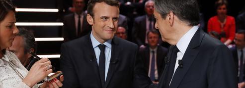 «Voyons-nous» : le mot manuscrit de Macron à Fillon