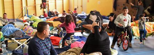 Incendie du camp de Grande-Synthe : plus de 1200 migrants hébergés en urgence