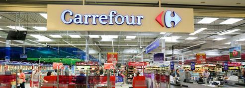 Carrefour victime de la guerre des promos en hyper