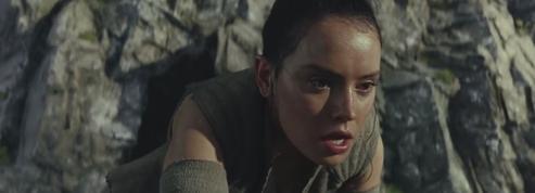 Star Wars VIII : la première bande-annonce des Derniers Jedi enfin dévoilée!