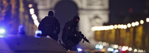 Ce que l'on sait de la fusillade sur les Champs-Élysées