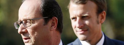 François Hollande : «Pour ma part, je voterai Emmanuel Macron»