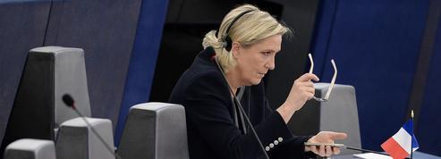 Emplois fictifs présumés du FN: le Parlement estime le préjudice à 5 millions d'euros