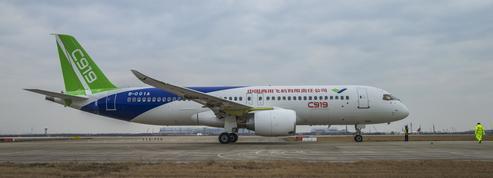 Aéronautique: Pékin veut tous les attributs d'une superpuissance mondiale