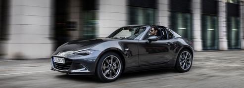 Mazda MX-5 RF, les cheveux au vent autrement