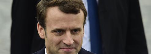 Pour sa première sortie de président, Emmanuel Macron défendra la candidature de Paris 2024