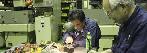 Les seniors japonais sont de plus en plus nombreux à travailler