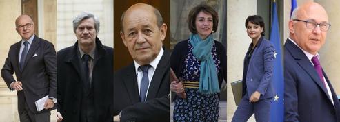 Les six résistants du quinquennat Hollande