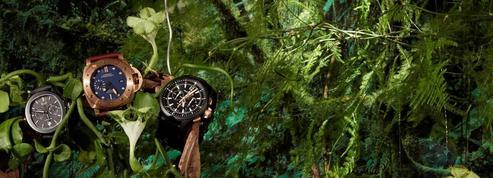 Spécial horlogerie: jungle urbaine