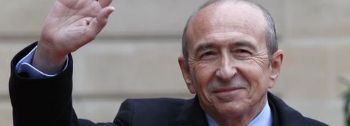 Gérard Collomb, ministre de l'Intérieur attendu sur des chantiers brûlants
