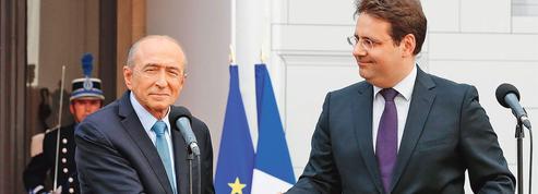 Gérard Collomb, la consécration d'un fidèle de Macron