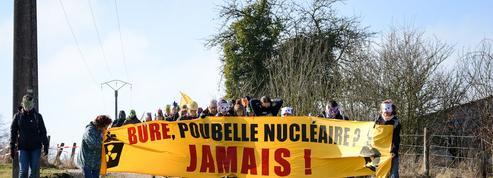 À Bure, les antinucléaire sur le pied de guerre