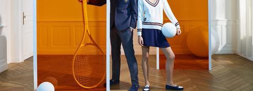 La griffe Roland-Garros fête ses 30 ans en bleu blanc rouge