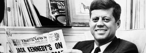 Georges Ayache: «Derrière la légende dorée, qui était John Fitzgerald Kennedy ?»