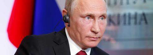 Poutine au Figaro : «Je suis d'accord» avec la «ligne rouge» de Macron