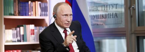 Vladimir Poutine au Figaro : «Sur la Russie, vous vous effrayez vous-mêmes»