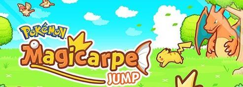 Les Pokémon reviennent sur smartphone avec «Magicarpe Jump»