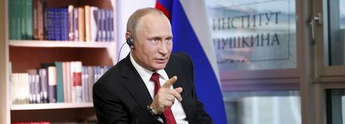 Poutine au Figaro :«Il ne faut pas inventer des menaces imaginaires provenant de la Russie»