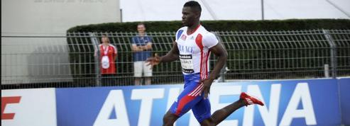 Un sprinteur français condamné… pour la 12e fois