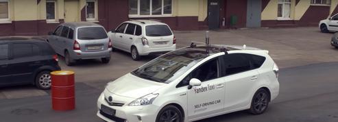Le moteur de recherche russe Yandex construit sa propre voiture autonome