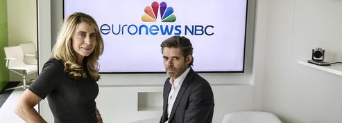 NBC News s'étend à l'international avec Euronews