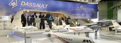 Le Salon du Bourget attend jusqu'à 375.000 visiteurs