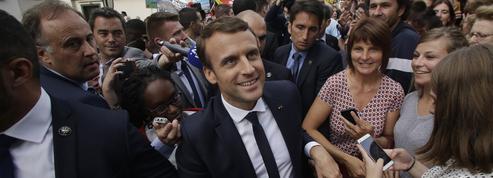Macron aux salariés de GM&S : «Je ne suis pas le père Noël»
