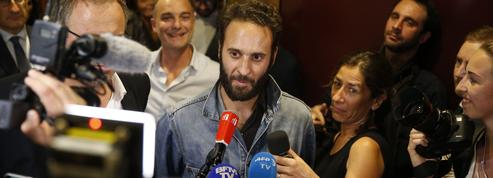 Le journaliste français Mathias Depardon est rentré en France