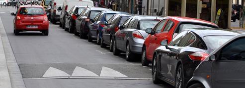 Paris pourrait déployer des voitures verbalisant automatiquement le stationnement illicite