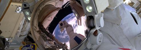 Le voyage de Thomas Pesquet dans l'espace pourra se vivre en réalité virtuelle