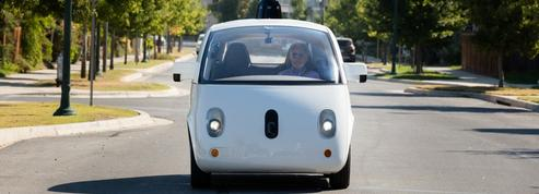 Google abandonne sa petite voiture autonome Firefly