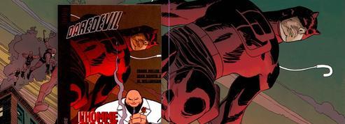 La case BD: Daredevil ou l'origine de l'homme sans peur
